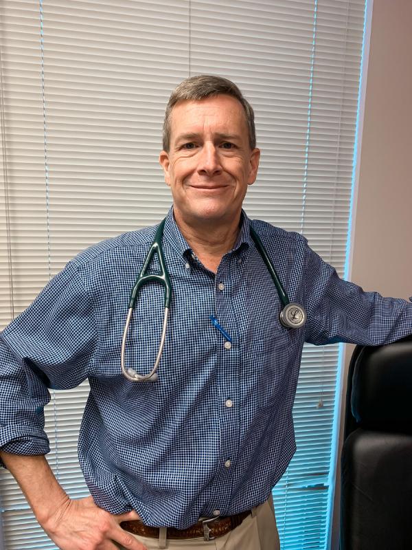 Dr Michael Fisher - Pediatrician, Wind River Pediatrics